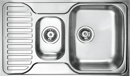 Кухонная мойка Teka PRINCESS 1 1/2 B 1/2 D POLISHED (40109181)