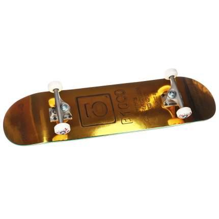 Скейтборд Юнион Gold Bar 31.75''X8.125'' (80,65 X 20,64 см)