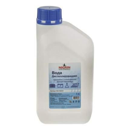 Вода дистиллированная Nigrin NIG1WDIST 1 л