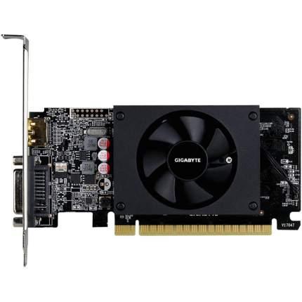 Видеокарта GIGABYTE Nvidia GeForce GT 710 LP rev. 2.0 (GV-N710D5-1GL rev. 2)
