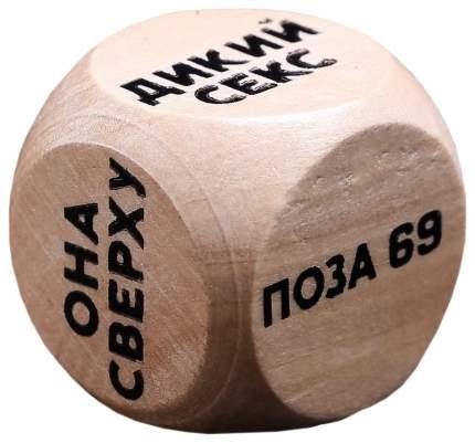 Кубик из дерева ЛАС ИГРАС Любовь и страсть