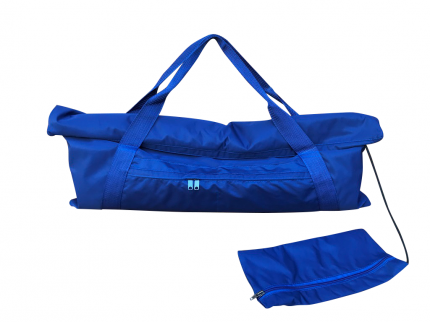 Сумка для йоги RamaYoga Fold Yoga Bag, темно-синий