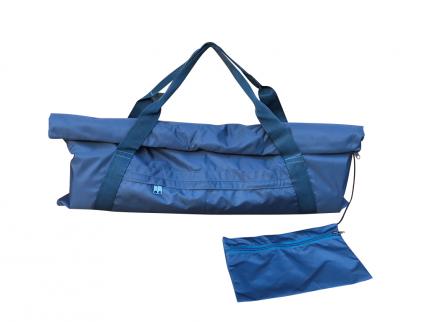 Сумка для йоги RamaYoga Fold Yoga Bag, серый