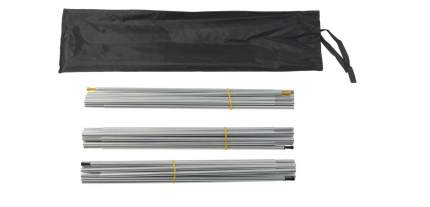 Комплект дуг Alexika для палатки BASE CAMP ALU 13мм ALU-4шт, 16мм STEEL-2шт