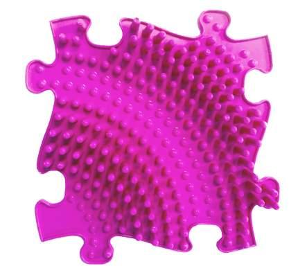 Модульный коврик ИграПол Волна большой розовый