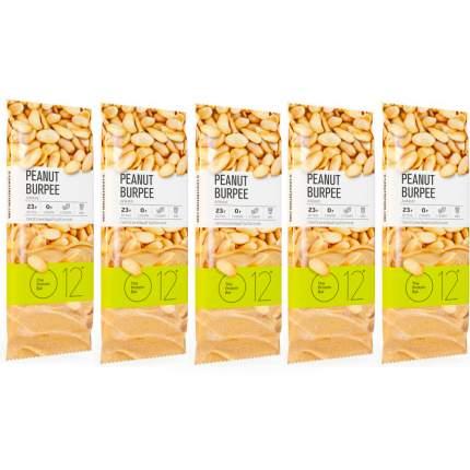 Протеиновые вафли O12 The Protein Bar 50 г х 5 шт Арахис