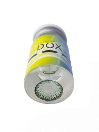 Контактные линзы DOX CL21_GREEN_-4.5 18560483