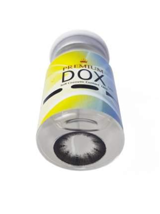 Контактные линзы DOX MD11_BLACK_-3.75 18560567