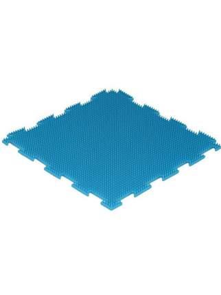 Массажный коврик Ортодон Трава жесткая голубой