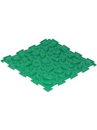 Массажный коврик Ортодон Шишки мягкие зеленый
