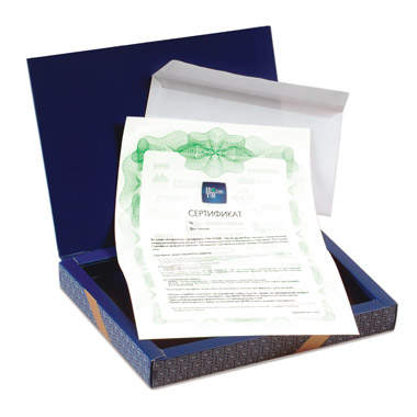 Подарочный сертификат НТВ+