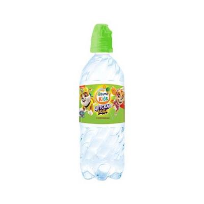 Детская питьевая вода Fruto kids негазированная с рождения в ассортименте 330 мл