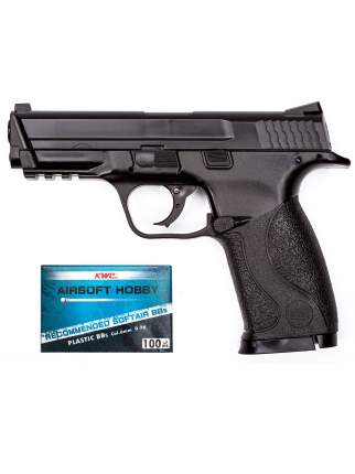 Пистолет спринговый KWC M40