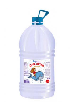 Детская питьевая вода Родник Прикамья негазированная с рождения 5 л