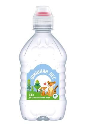 Детская питьевая вода Шишкин лес с рождения 0,4 л