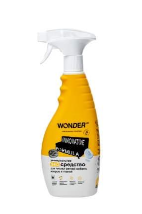 WONDER LAB Универсальное экосредство для чистки мягкой мебели, ковров и тканей  0,5 л