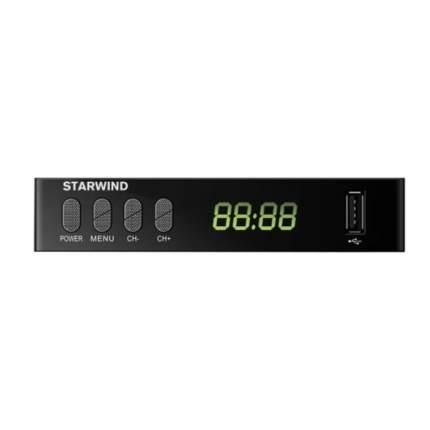 DVB-T2 приставка Starwind CT-220 Black