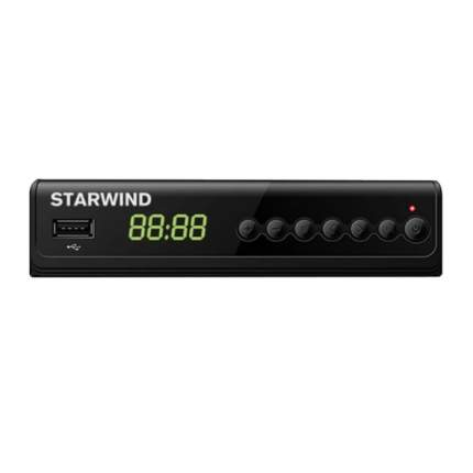 DVB-T2 приставка Starwind CT-280 Black