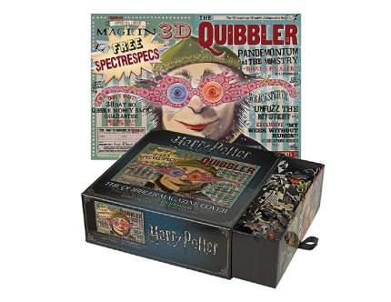 Пазл The Noble Collection Гарри Поттер Обложка журнала Придира, 1000 элементов
