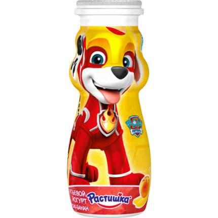 Йогурт питьевой Растишка персик-банан 90 мл