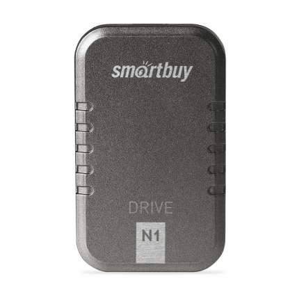 Внешний диск SSD Smartbuy N1 256GB Gray (SB256GB-N1G-U31C)