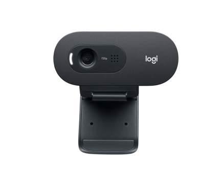 Веб-камера Logitech C505 Black (960-001364)