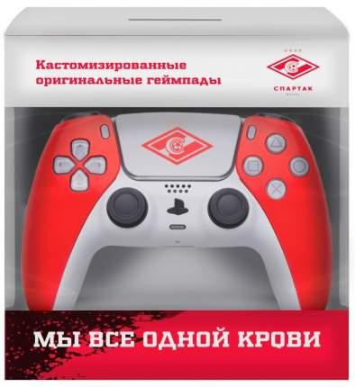 Геймпад Sony Rainbo DualSense Спартак. Красно-Белый