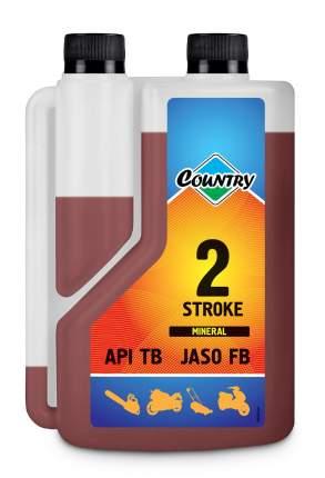 Моторное масло Country ST-508 2Т API ТВ 1л с дозатором