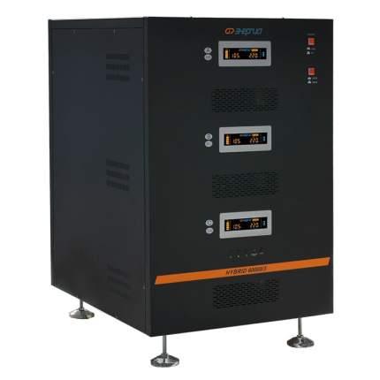 Стабилизатор напряжения Энергия Hybrid 60000 II поколение трехфазный