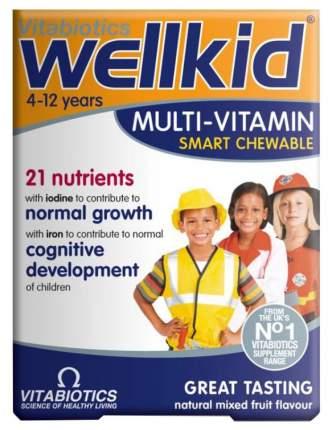 Велкид для детей с 7 до 14 лет таблетки жевательные 30 шт.