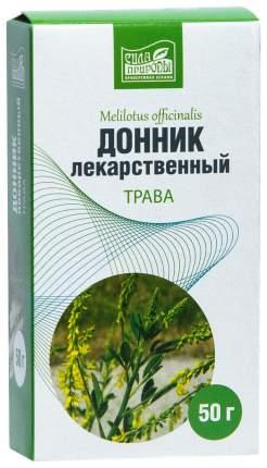 Донник трава 50 г Напитки Сила природы