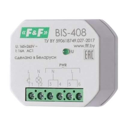 Импульсное реле Евроавтоматика F&F BIS-408