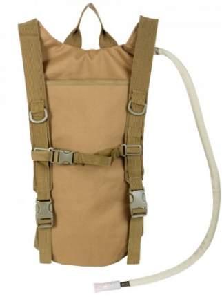 Гидратор (Питьевая система для рюкзака) HYDRATION BACKPACK, арт WB002, цвет Койот (Coyote)