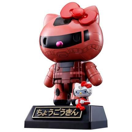 Фигурка Chogokin Char`s Zaku II Hello Kitty 596161