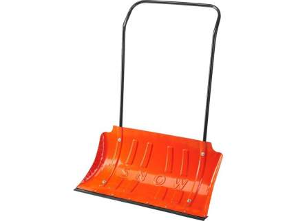 Скрепер для уборки снега Сибин 421838 75,5 см