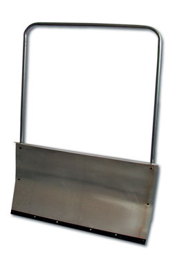 Скрепер для уборки снега Диорит ПДБ алюминиевый 60 см