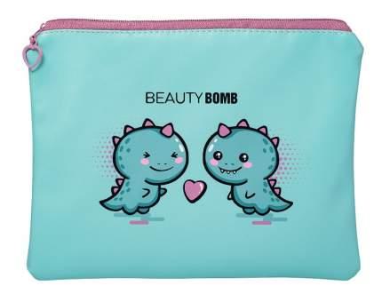 Косметичка Beauty Bomb BB3600007 черно-белая