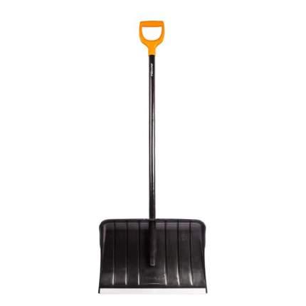 Лопата для уборки снега Fiskars 1026792 53,5 см с черенком
