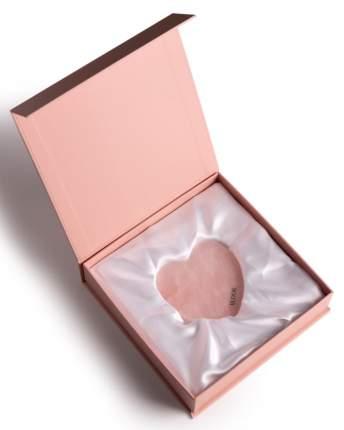 """Скребок Гуаша """"Классическое сердце"""" для массажа лица бренд BLOOR"""