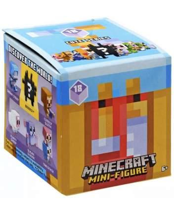 Фигурка Мистери Минис Майнкрафт (Minecraft Mini-Figure Blind Box Wave 18) Minecraft 22352