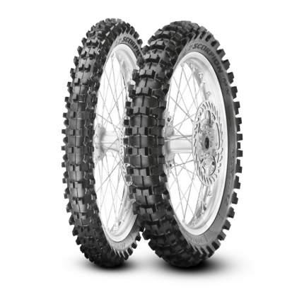 Мотошина Pirelli Scorpion MX Mid Soft 32 80/100 -12 50M TT Задняя (Rear) NHS