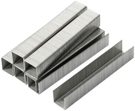 Скобы для степлера тип 53, 1000 шт,, КУРС 31364