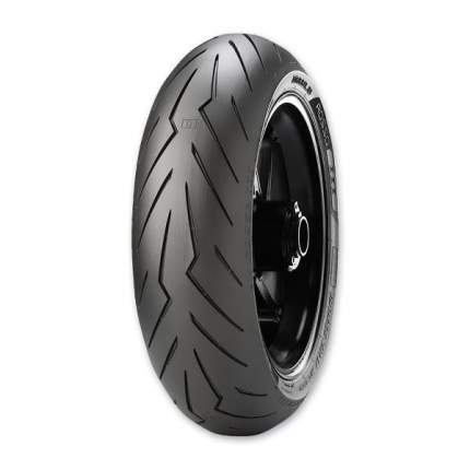 Мотошина Pirelli Diablo Rosso III 180/55 ZR17 73W TL Задняя (Rear)