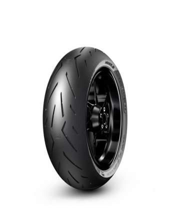 Мотошина Pirelli Diablo Rosso Corsa II 190/55 ZR17 75W TL Задняя (Rear)