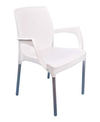 """Кресло """"Прованс"""" (белое)"""