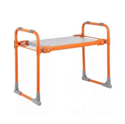 Садовая скамейка Nika СК/О 74557 оранжевый
