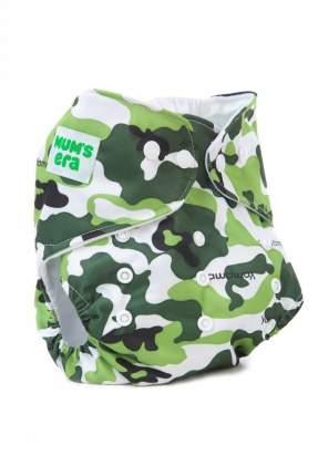Многоразовый подгузник Mum's Era Милитари с вкладышем