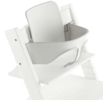 Пластиковая вставка для стульчика Stokke TRIPP TRAPP White