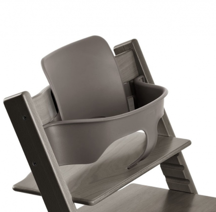 Пластиковая вставка для стульчика Stokke TRIPP TRAPP Hazy Grey