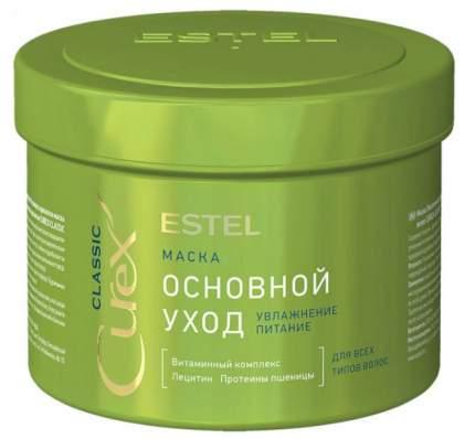 Маска для волос CUREX CLASSIC CR500/M 500 мл